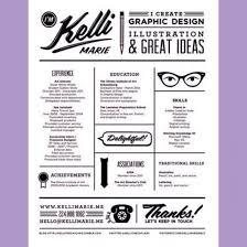 graphic design resumes graphic design resume 2016 graphic design resume kelli