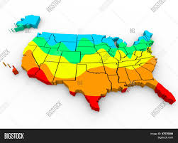 Map United State by Map United States Of America With Regions Color Coded Average