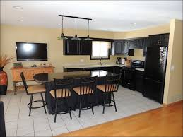 Type Of Paint For Kitchen Cabinets Kitchen Refinished Cabinets Before And After White Cupboard