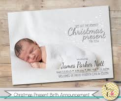 baby announcement christmas cards christmas lights decoration