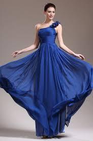 blue long chiffon dress other dresses dressesss