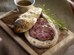 cuisiner rognons de veau rognon de veau en croute de sel beurre de romarin supermarchés match