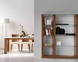 Bookcase Modular Furniture Contemporary Interior Room Ideas With Modern Wooden