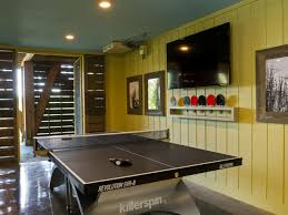 2013 hgtv dream home playroom yellow game room with ping pong