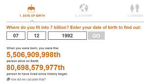 world at 7 billion out of 7 billion which one are you techno
