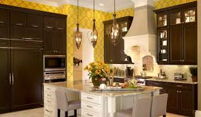 Kitchens With Yellow Cabinets Custom Cabinet Portfolio Graber Cabinets