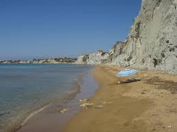 Kefalonia Greece Map by Mania Beach Photo From Kounopetra In Kefalonia Greece Com