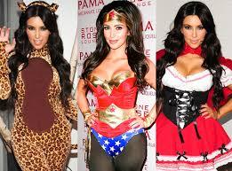 Womens Halloween Costume Ideas Kim Kardashian Halloween Costume Ideas