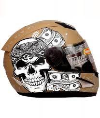 thh motocross helmet thh desert storm pirate full face helmets brown m buy thh desert
