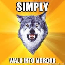 Courage Wolf Meme Generator - courage wolf wolf meme and image macro
