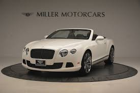 bentley sports car 2014 2014 bentley continental gt speed stock 7196 for sale near