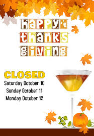 thanksgiving hours leisure trailer sales