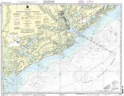 Charleston Sc Zip Code Map Amazon Com 11521 Charleston Harbor And Approaches Fishing