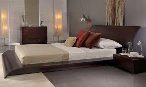 curved bed frame 15 stylistic curved platform beds home design lover