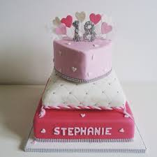3 tier 18th birthday cake cakes by siobhan cakes by siobhan