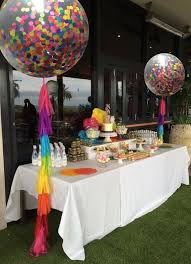large birthday balloons best 25 rainbow balloons ideas on rainbow birthday