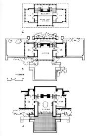 hollyhock house plan the unconscious
