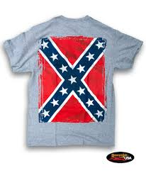 Rebel Flag Picture Confederate Motorcycle Rally Usa