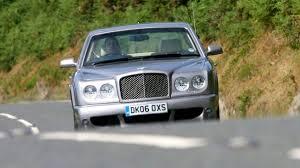 bentley arnage white wcf test drive bentley 2007 arnage turbo