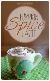 homemade pumpkin spice latte money saving mom
