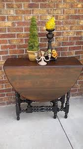 Oval Drop Leaf Table 24 Best Drop Leaf Tables Love Them Images On Pinterest Drop