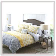 Yellow Bedding Set Gray And Yellow Bedding Sets It Guide Me