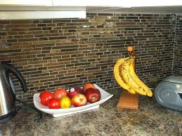 kitchen stick on backsplash stick on glass tile backsplash glass tile kitchen and two granite