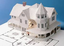 House design model kits House and home design