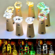Wine Bottle Home Decor Popular Wine Bottle Light Buy Cheap Wine Bottle Light Lots From