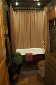 stunning rustic bathroom shower curtains and decorating ideas