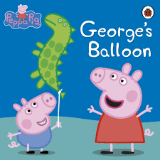 peppa pig halloween peppa pig george u0027s balloon