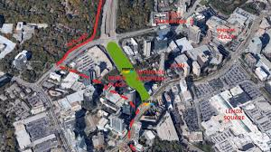 Lenox Mall Map Phase Ii Study For Park Atop Ga 400 Is Already Beginning Curbed