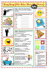 20 free esl used to would worksheets