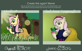 Snow White Meme - create this again meme fluttershy as snow white by rainyskies1 on