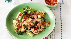 livre cuisine vietnamienne recette racontée salade vietnamienne au pomelo de nhu l