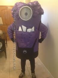 Halloween Minion Halloween Costume Awesome Big Den Purple Minion Costume Purple Minion Halloween