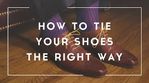 s boots with laces how to tie your dress shoes shoelaces oxfords brogues derby