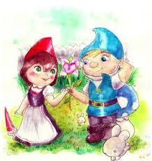 gnomeo juliet favourites cinderdog13 deviantart