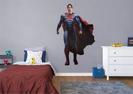 superman home decor superman wall stickers gallery home wall decoration ideas