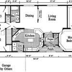 ranch style house plans basement open floor home plans