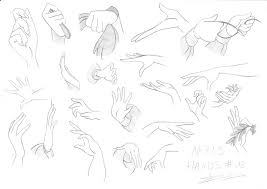 disney hands training ariel u0027s hands sketch 12 by sacha31 on