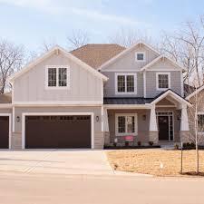 Modern Home Design Kansas City Cardinal Crest Homes