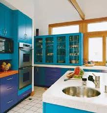 Teal Kitchen Cabinets 58 Best Colourful Kitchens Images On Pinterest Dream Kitchens