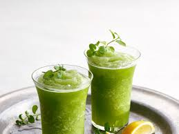 meyer lemon limonana recipe myrecipes