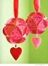 Good Decorations For Valentine S Day 15 easy and festive diy christmas ornaments diy u0026 crafts
