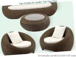 mobilier de jardin en solde salon de jardin discount pas cher qaland