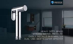 How To Use A Bidet For Men Hand Held Bidet Set For Toilet Handheld Bidet Sprayer Combo For