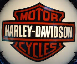 harley davidson lighted signs harley davidson lighted sign wall lamp from locolamps 26467560