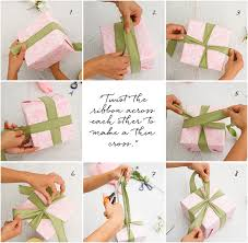 tying gift bows how to tie a bow the koch
