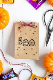 free printable halloween treat bags lulu the baker